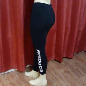PINK VICTORIA'S SECRET  Athletic Skinny Leggings S